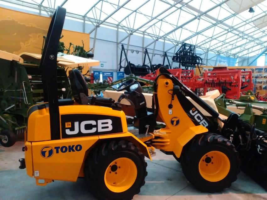 JCB 403 AGRI S