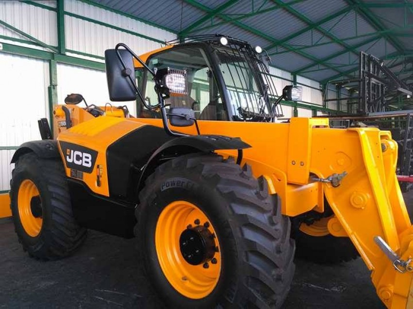 JCB 550-80 Wastemaster