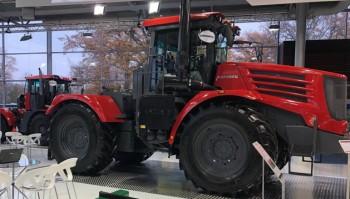Agritechnica 2017 v Hannoveru