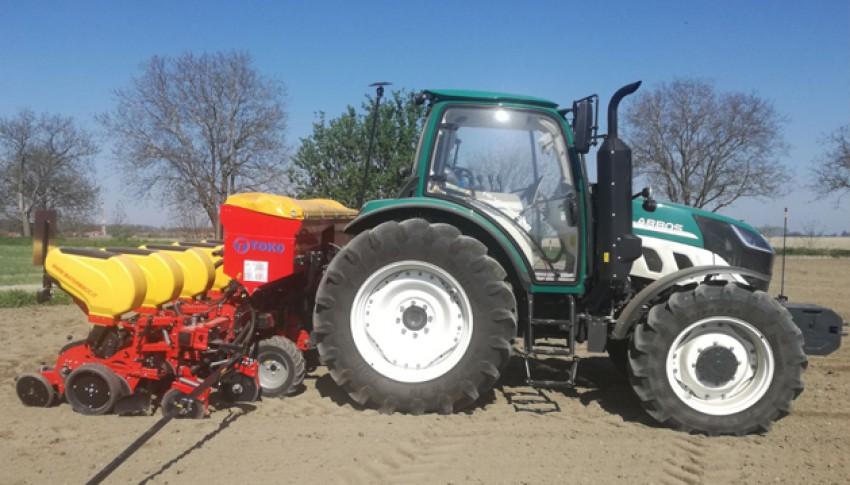 Arbos a secí stroj Matermacc na Slovensku