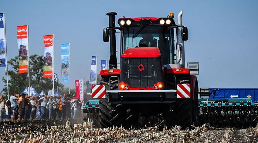Hlasujte pro KIROVCE a vyhrajte zahradní traktor