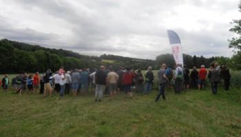 3. ročník polního dne hybridní pšenice- Dzbel- ohlédnutí