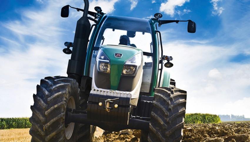 Světová novinka traktory ARBOS již brzy na našem trhu