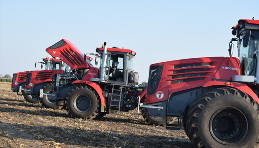 Traktory Kirovec