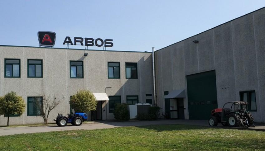 Návštěva firmy ARBOS v Itálii