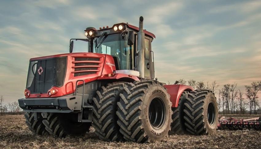 Ruská výroba traktorů roste