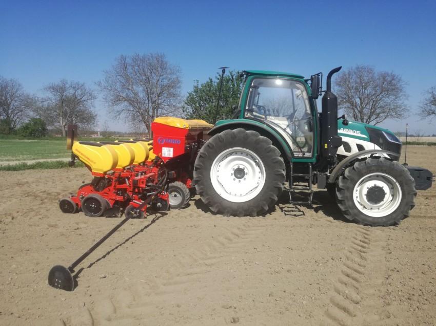 Kolový traktor ARBOS 5115 – verze GLOBAL