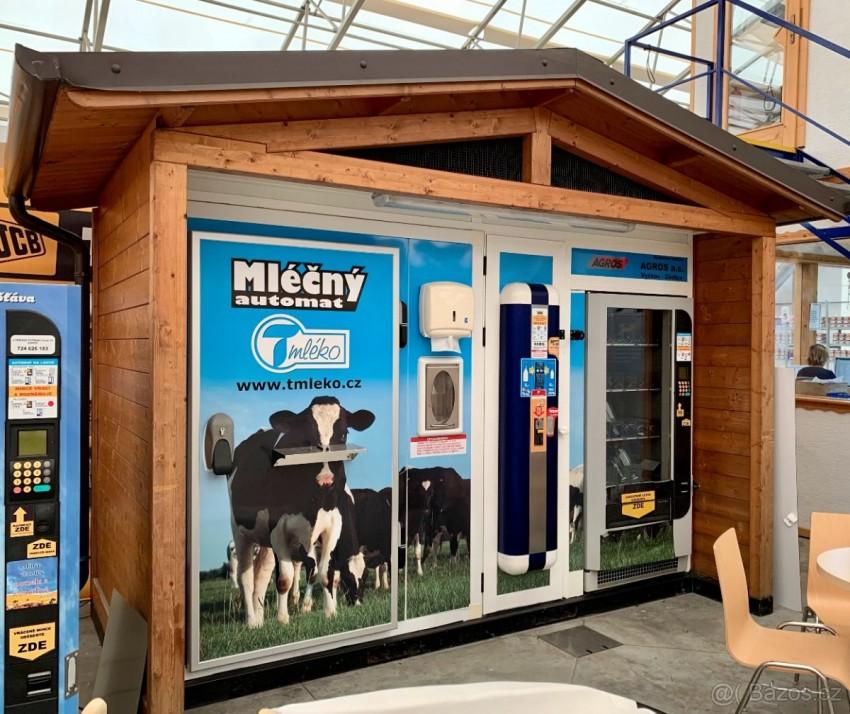 Automat na prodej čerstvého mléka XL