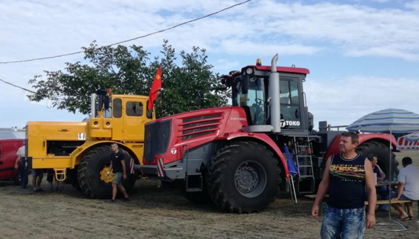 TOKO na festivalu traktorů