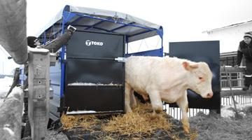Návěsy pro přepravu zvířat