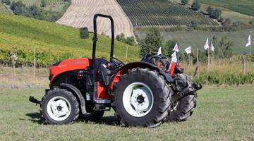 Viniční traktory
